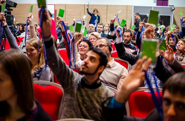 Київський Форум громадянського суспільства Східного Партнерства: думкиучасників