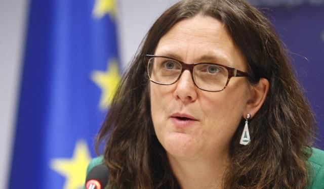 Сесілія Мальмстрьом: «Зона вільної торгівлі – це не чарівна паличка, цеможливість»