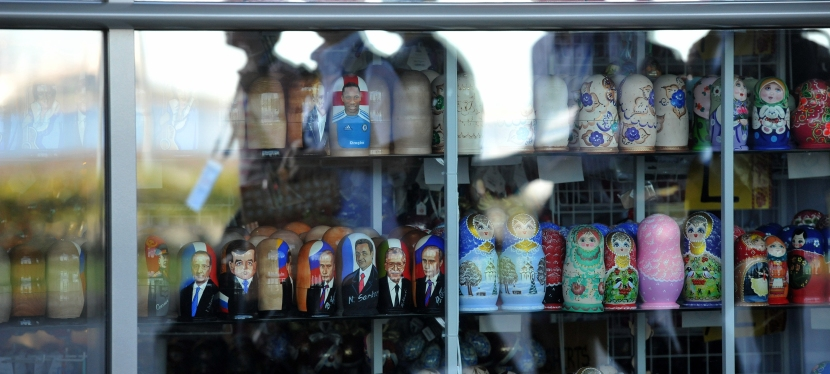 Російські міфи іреальність