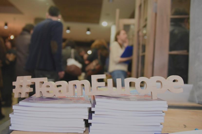 Представництво ЄС презентує ініціативу Team Europe вОдесі