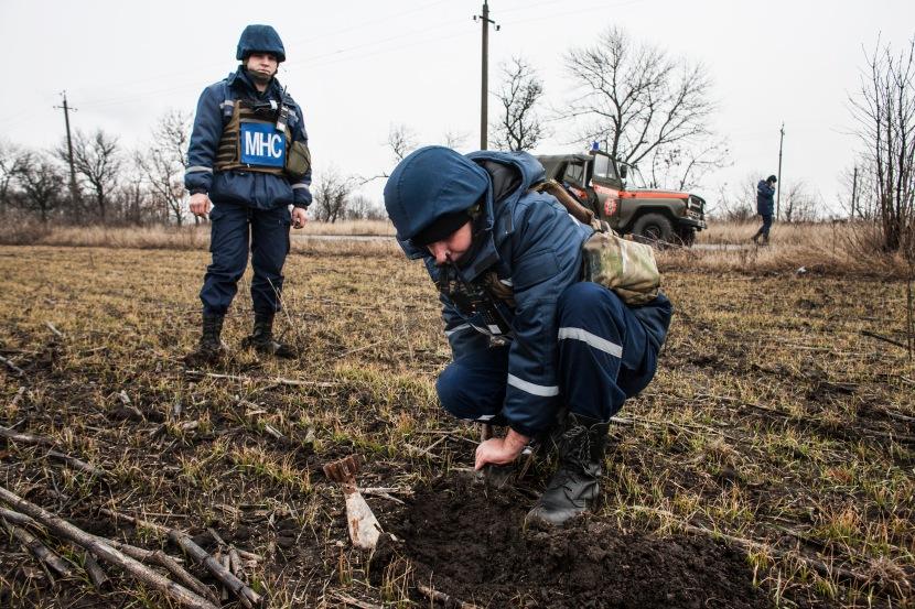 Ніколи б не подумав, що мої знання можуть стати в нагоді в Україні – експерт з гуманітарногорозмінування