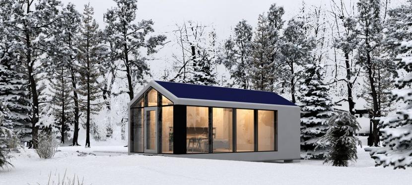 Українське походження та європейське визнання: диво-будинок, що може змінити будівельнуіндустрію
