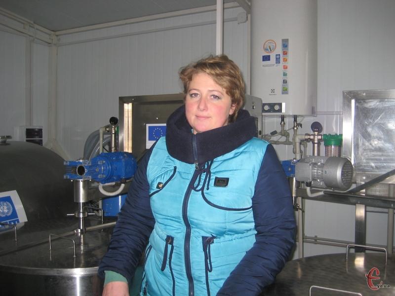 Як ЄС допоміг хмельницьким селянам виробляти молочну продукцію за європейськимстандартом