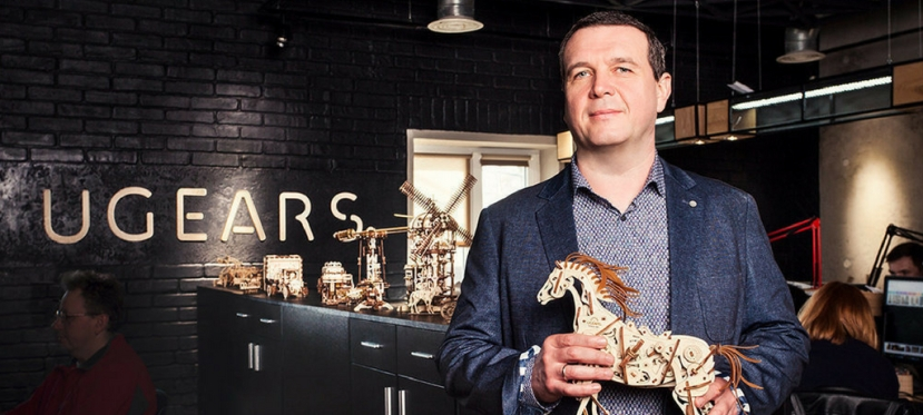 История успеха украинской компании Ugears на рынкеЕС