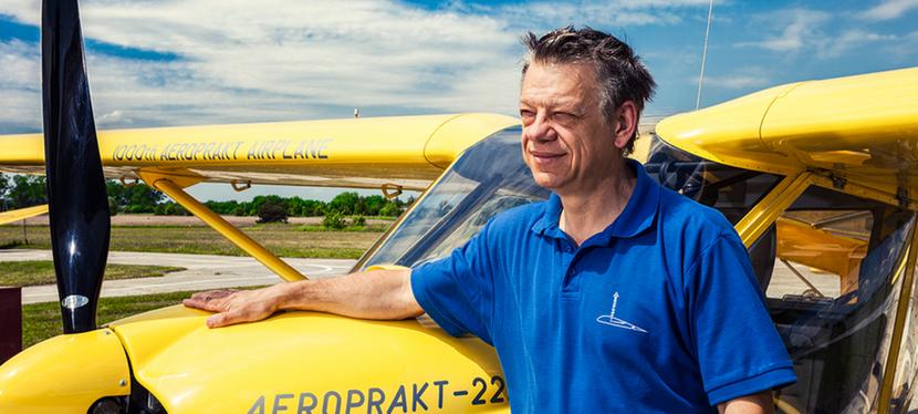 """Украинские самолеты летают в ЕС, Австралии и даже Чили — главный конструктор """"Аэропракт"""""""