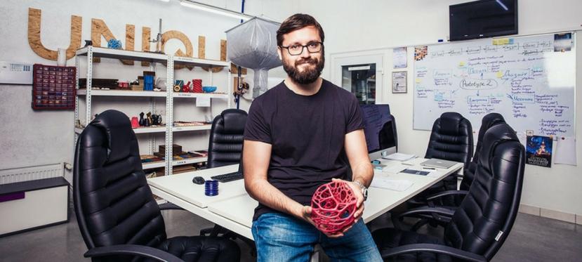 Первые украинские 3D-принтеры поедут в Польшу и США — соосновательKwambio