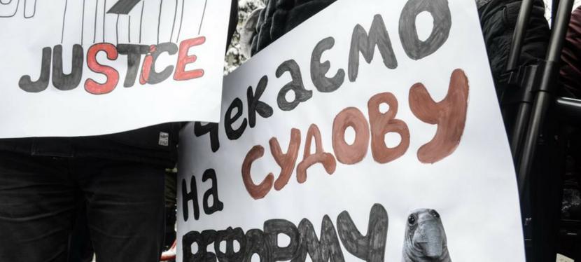 Необхідна «нова кров», але її обов'язково треба змішувати з досвідом – експерт ЄС про судову реформу вУкраїні