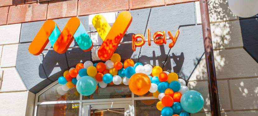 В Днепре открылось первое в Украине игровое пространствоMYplay