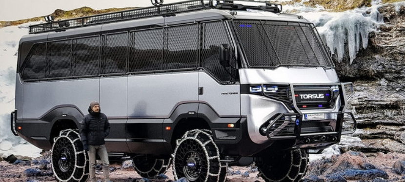 Як українці створили перший у світі автобус-позашляховик