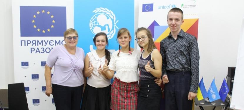 Допомога молодіжним соціальним ініціативам уХаркові