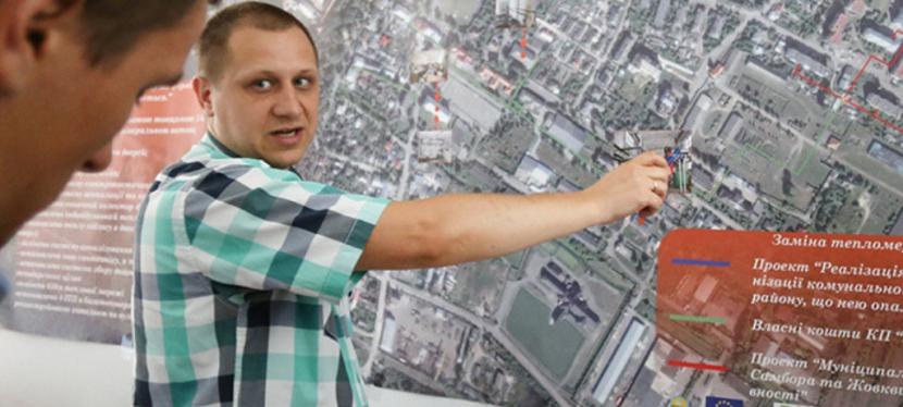 Як Жовква стає енергоефективним містом та поступово відмовляється відгазу