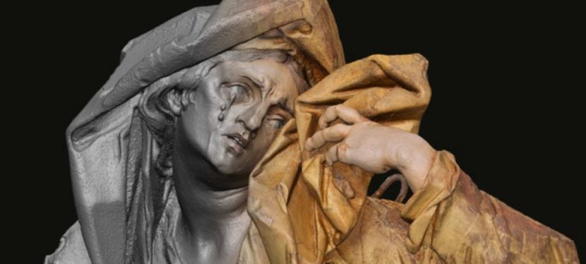 Проект ЄС оцифрує скульптури Пінзеля у3D-форматі