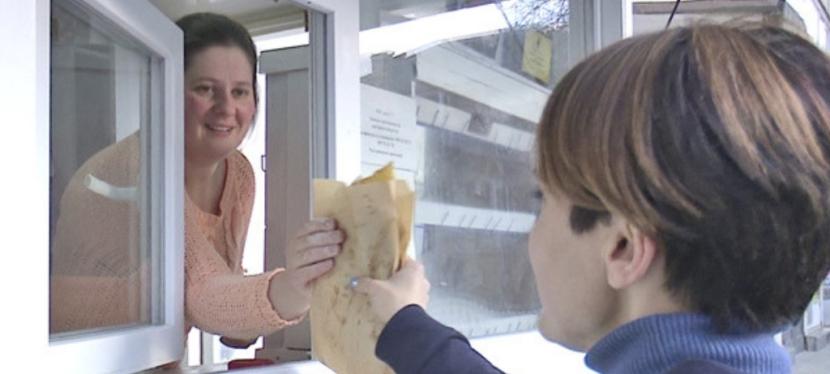 ЄС допоміг переселенкам із Криму відкрити міні-пекарню уКаховці