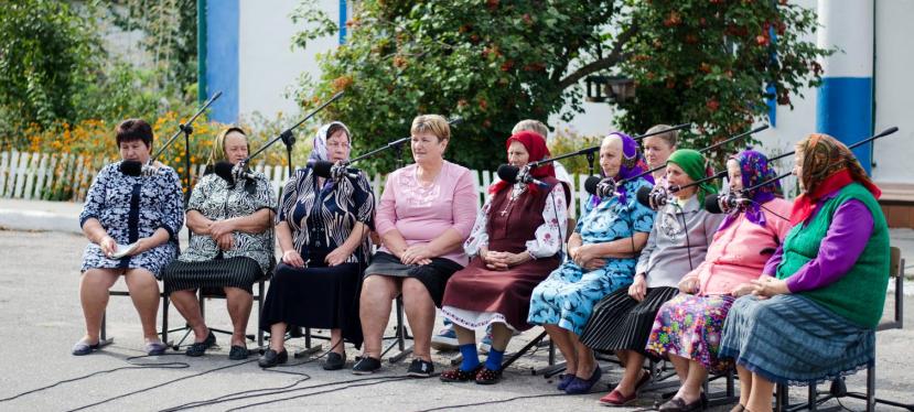 ЄС фінансував найбільший онлайн-архів українськоїпісні