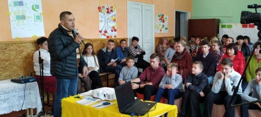 Програма «U-LEAD з Європою» допомагала розвивати школи в українськихгромадах