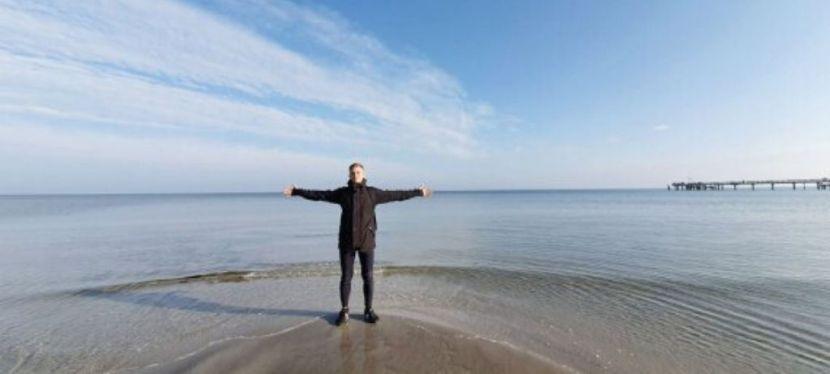 Полтавський студент про навчання в Німеччині за програмоюErasmus+