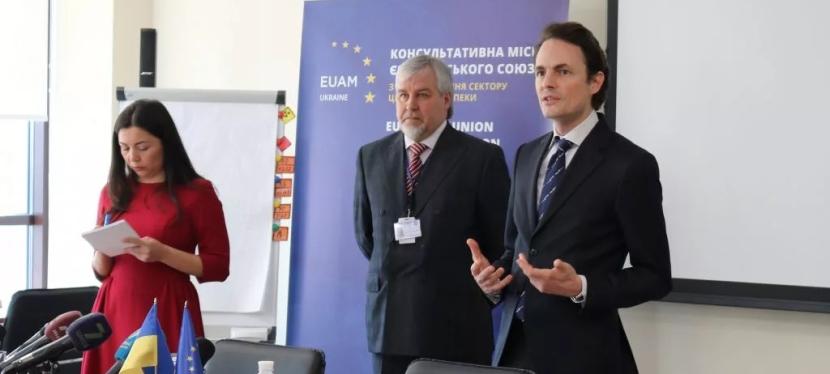 Консультативна місія ЄС в Україні відкрила в Одесі перший навчальний центр дляправоохоронців
