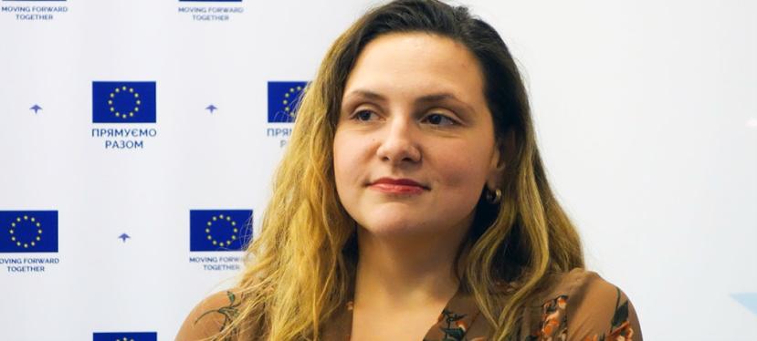 Як ЄС підтримує громадянське суспільство вУкраїні