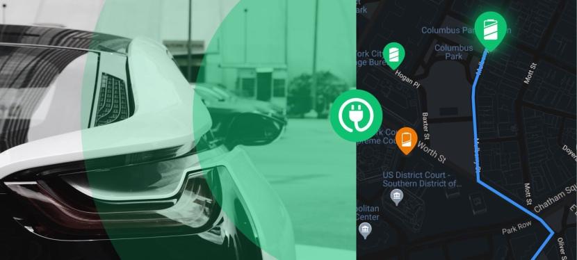ЄС профінансував розробку мобільної платформи для водіївелектромобілів