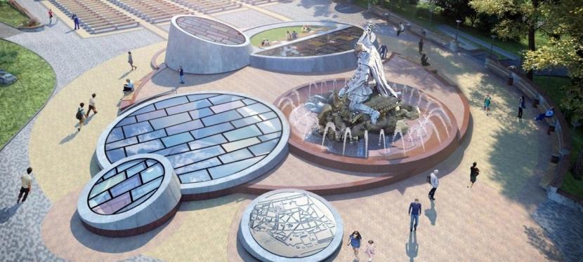 ЄС профінансував спорудження інтерактивного музею у підземелляхРівного
