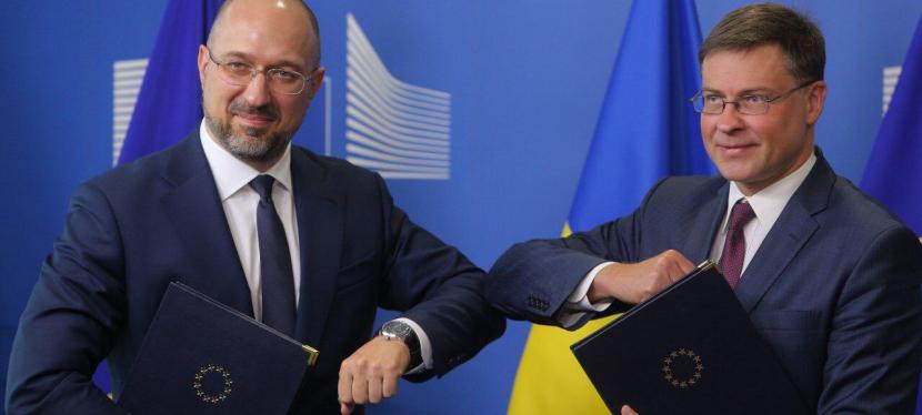 ЄС надає Україні 1,2 млрд євро макрофінансової допомоги для подолання наслідківпандемії