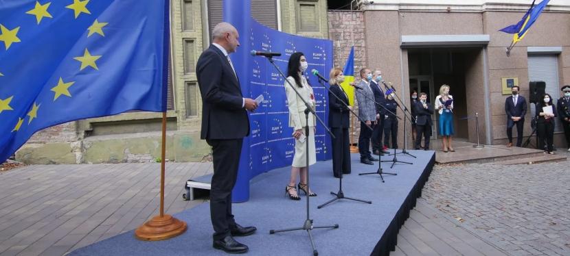 Консультативна місія ЄС відкрила офіс уМаріуполі