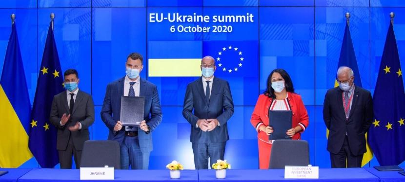ЄС допомагатиме підвищити стійкість Східної та Південної України в умовахпандемії